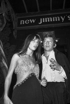 En Mode Fashionstyle — Jane Birkin et Serge Gainsbourg