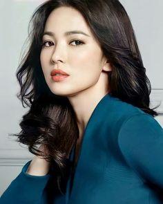 Beauty Full Girl, Beauty Women, Beauty Shoot, Hair Beauty, Korean Girls Names, Korean Beauty, Asian Beauty, Song Hye Kyo Style, Boy Best Friend Pictures