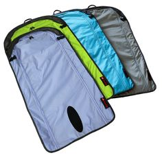 rolled garment - interior core bag, laptop pocket, water proof protector   Wingman Compact 3.5 lb,  Rolled – 19 x 7 x 10 Unrolled – 19 x 40
