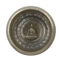 Tibetan Singing Bowls Musical Instruments Brass Buddhist Meditation Music: Amazon.co.uk: Musical Instruments