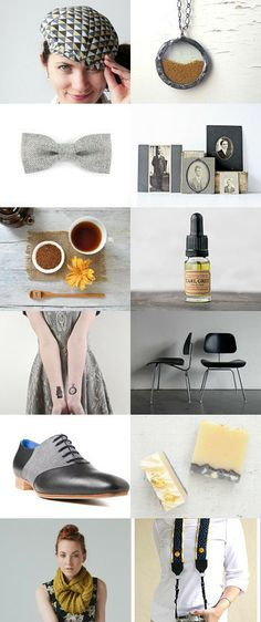 """""""Earl Grey"""" - an Etsy collection curated by Laura from @aromacandles"""