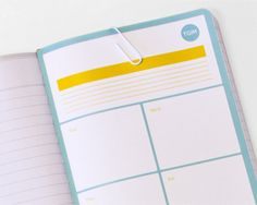 Calendars - Softcover Aqua