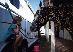 Larry Towell - Billings State Fair. Billings. Montana. USA.