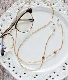 Elegant ?   Glasses, Eyeglass Chain, Sunglasses Necklace, Eyeglass Necklace, Reading Glasses Chain, Eyeglasses Chain Holder Necklace #jewelry #glasses #handmade #rayban