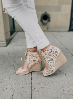 bac729d2f Neutral Wedges for Spring Lucy Fashion