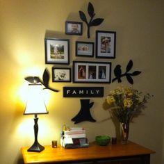 drzewo genealogiczne na ścianę - Szukaj w Google
