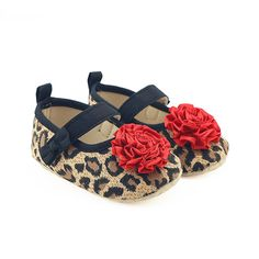 >> Click to Buy << Baby First Walkers Baby Shoes Leopard Cute Soft Bottom Non-slip Toddler Shoes for Baby Girls #Affiliate