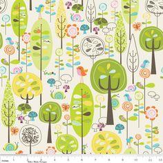 awesome fabric - Riley Blake