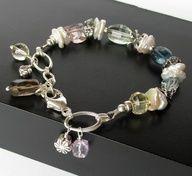 Luxe Mixed Gemstone Bracelet awesome