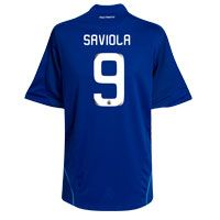 Adidas Real Madrid Away Shirt 2008/09 with Saviola 9. Real Madrid Away Shirt 2008/09 with Saviola 9. http://www.comparestoreprices.co.uk/football-shirts/adidas-real-madrid-away-shirt-2008-09-with-saviola-9-.asp