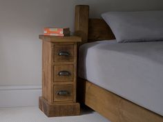 Funky and skinny – ideal when short on floor space.