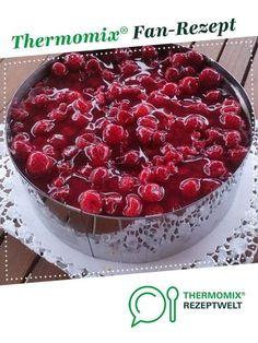 Himbeer Mascarpone Torte von kuschy. Ein Thermomix ® Rezept aus der Kategorie Backen süß auf www.rezeptwelt.de, der Thermomix ® Community.