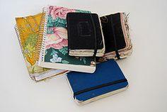 Woking Girl Designs: Sketchbooks