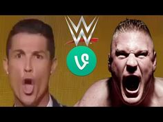 Ronaldo vs wwe for the best screamer
