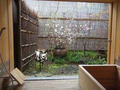Small Japanese Garden, Japanese House, Hawaii Homes, Backyard, Patio, Balcony Design, Bath Room, Landscaping, Sweet Home