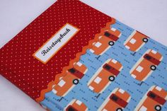 Reisetagebuch BUS von Sweet Homemade Things by christina prinz auf DaWanda.com