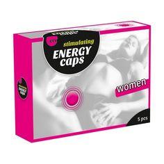 ERO ACTIVE ENERGY CAPS FOR WOMEN.  Para disfrutar de una mayor potencia y pasión durante el acto más placentero que existe. http://www.sexfrodisia.com/capsulas/11454-ero-active-energy-caps-for-women.html