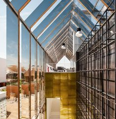 Inside the Spanish Pavilion at the Milan Expo 2015,© Iñigo Bujedo-Aguirre