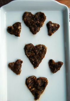 Healthy Raw Gingerbread for Christmas