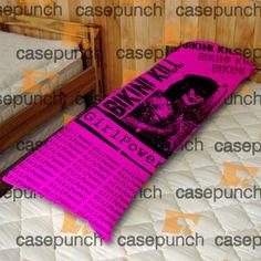 An3-bikini Kill Kathleen Hanna Riot Girl Body Pillow Case