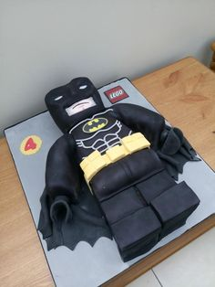 Batman cake by Mother and Me Creative Cakes