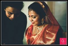 A candid #picture with one of the most beautiful #bride!!