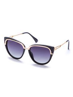 c792560c68e5f1 Shop Black Metal Trim Cat Eye Sunglasses online. SheIn offers Black Metal  Trim Cat Eye Sunglasses. Simplychris · Accessorize Me