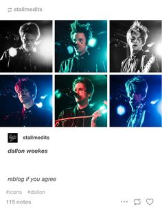 to conclude my presentation, dallon weekes is perfect. Emo Bands, Music Bands, Music Stuff, My Music, The Brobecks, Dallon Weekes, Daddy Long, Band Memes, Panic! At The Disco