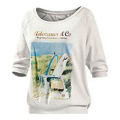 Adenauer & Co. T-Shirt Damen im Online Shop von SportScheck kaufen