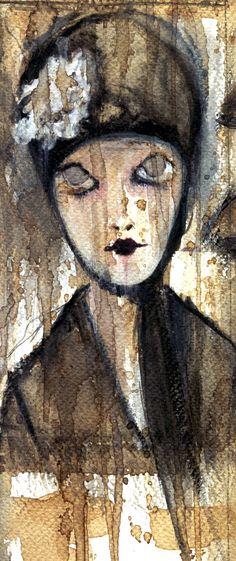La donna di Parigi – omaggio a Chaplin e Colette   I lunghi veli di Ophélia