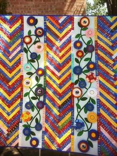 Catherine's Creations - Ribbon Quilts | Pets | Pinterest | Ribbon ... : ribbon quilt - Adamdwight.com