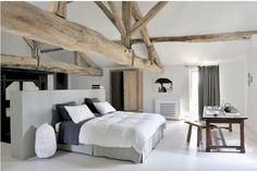 fantastic bedroom. Open and traquil... casatreschic.blogspot.com