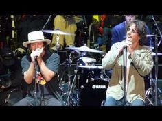 Temple of the Dog HUNGER STRIKE Live Bridge School Benefit Pearl Jam Chris Cornell and Eddie Vedder 10/26/14 - YouTube