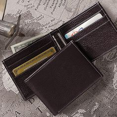 This wallet is sure to last in your pocket. The Bomber Jacket Slim Wallet is made from rugged, full-grain leather that will mellow with use. Slim Leather Wallet, Slim Wallet, Men's Leather, Mens Essentials, Slim Man, Men's Wallets, Luxury Handbags, Dooney Bourke, Pebbled Leather