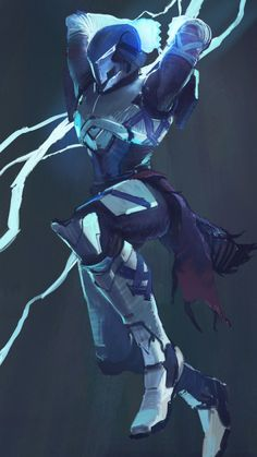 View an image titled 'Titan Striker Art' in our Destiny 2 art gallery featuring official character designs, concept art, and promo pictures. Character Concept, Character Art, Concept Art, Character Design, Destiny Game, My Destiny, Destiny Bungie, Sci Fi Characters, Video Game Characters