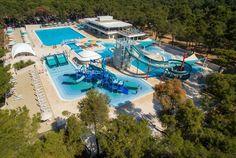 Aquapark Cikat - Mali Losinj, Croatia