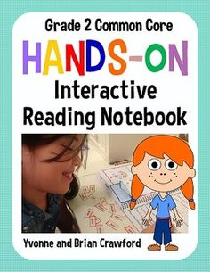 Interactive Reading Notebook for Second Grade - 191 $