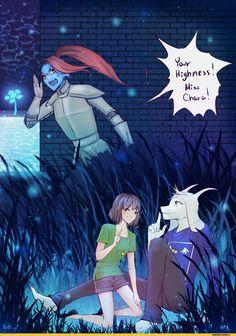 Asriel,Asriel Dreemurr,Undertale персонажи,Undertale,фэндомы,Chara,Undyne