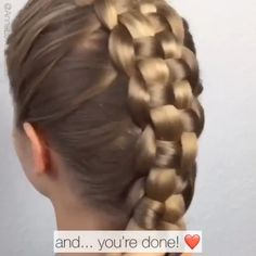 Zipper braid by nnalovesbraids 11 surprisingly easy braids for short hair braids easy hair short surprisingly Dance Hairstyles, Easy Hairstyles For Long Hair, Braids For Long Hair, Ponytail Hairstyles, Braided Hairstyles, Crazy Braids, Wedding Hairstyles, Braids Easy, Fishtail Braids