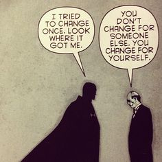 He's full of genuinely great words of wisdom. | 21 Reasons We Should All Be More Like Alfred Pennyworth