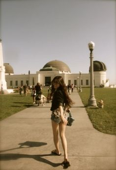 Griffin Observatory, Hollywood, LA