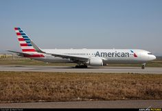 American Airlines Flight #AA383 (N345AN) is powered by two CF6-80C2B6 engines.