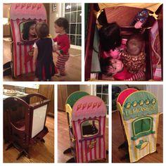 Learning Tower Playhouse Kit- Lemonade Stand & Ice Cream Stand @Joanna