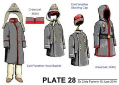 Ottoman Turkish Uniforms Insignia Uniform Crimea Crimean-Winter Uniforms: Crimean War, Aka Eastern