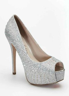 This is my wedding shoes