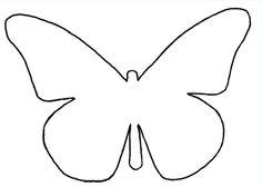 sjablonen van vlinders - Google zoeken