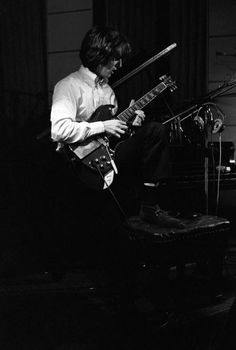 George Harrison insuperablemente fotografiado