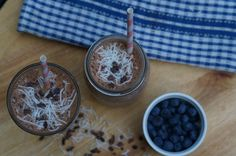 paleo low sugar smoothie - the best of the merrymaker sisters 2013.