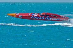 Lucas Oil Mystic Powerboat
