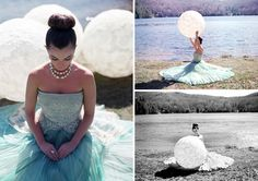 DIY Lace Balloons Tutorial… from Photographic Stylist Catalina Bloch    still want a couple of these